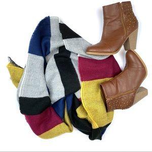 🍁 Merona Womens Scarf target striped warm cozy